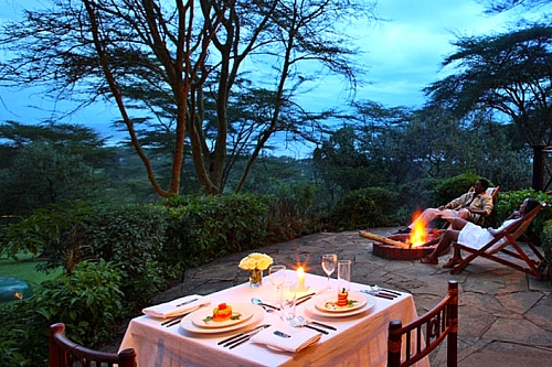 Luxury Safari to Sarova Lion Hill Game Lodge
