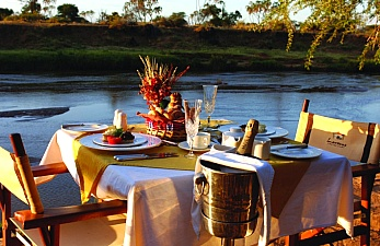 Luxury Safari to Larsens Camp