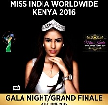 Miss India Worldwide Kenya 2016- Gala Night & After Party