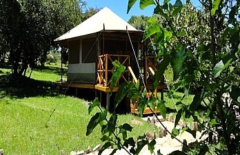 Safari Getaway to Ol Moran Tented Camp