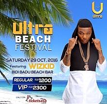 Ultra Beach Festival ft Wizkid