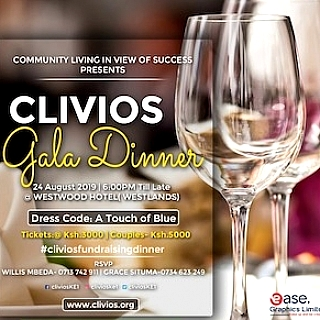 CLIVIOS GALA DINNER