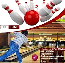 Jumbo Adventures : Bowling Competition