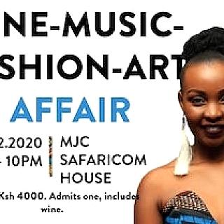 Wine - Music - Fashion - Art Affair 2020