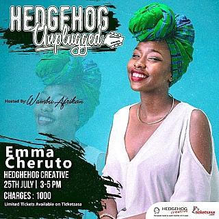 HEDGEHOG UNPLUGGED: Emma Cheruto
