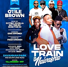 Naivasha Fun Festival: The Love Train