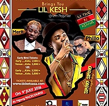 Portrait of Africa Events presents: LIL KESH