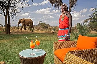 3 Days Bush Getaway to Ashnil Samburu