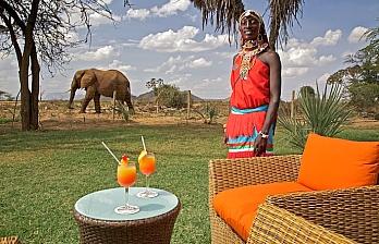 Bush Getaway to Ashnil Samburu