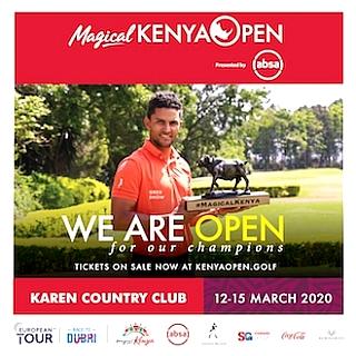 Magical Kenya Open 2020