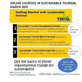Getting Started With Sustainable Tourism