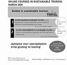 Guides In Sustainable Tourism