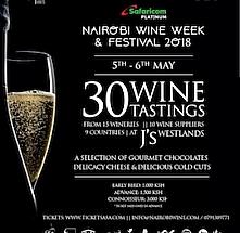 Nairobi Wine Festival 2018