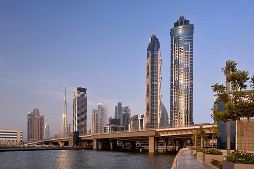 4 Nights at JW Marriott Marquis Hotel Dubai ★★★★★