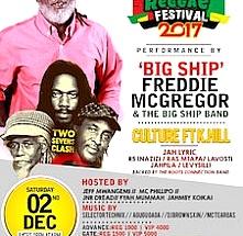 Jamhuri Reggae Festival 2017