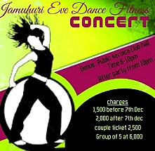 Jamhuri Eve Dance Fitness Concert with Weightwatchers