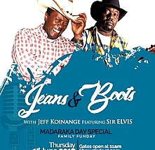 Jeans and Boots: Madaraka Day Special