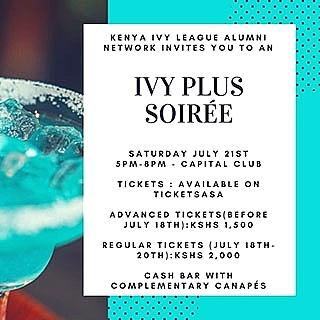 Ivy Plus Soiree