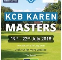 KCB Karen Masters 2018