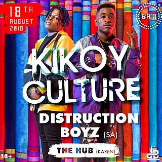 KIKOY Culture 2018