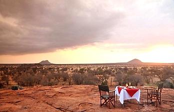 Travel Deal to Kilaguni Safari Lodge