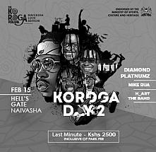 DAY 2: The 29th Koroga Festival : Naivasha Love Edition