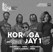 DAY 1: The 29th Koroga Festival : Naivasha Love Edition
