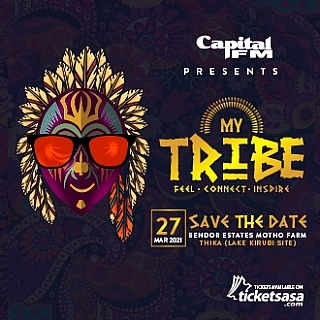CAPITAL FM PRESENTS MY TRIBE