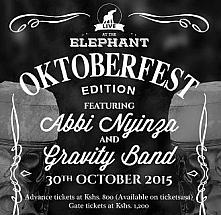 Live at the Elephant Oktoberfest Edition