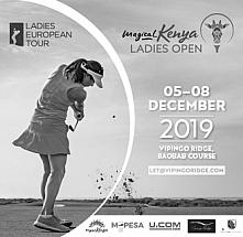 Magical Kenya Ladies Golf Open