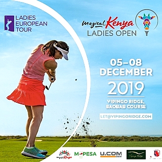 Magical Kenya Ladies Golf Open