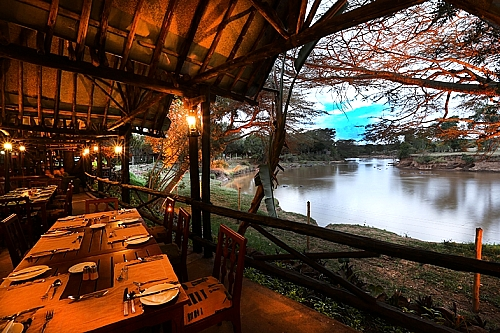 Safari Offer to Mara River Lodge