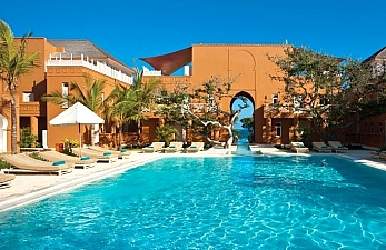 Romantic Getaway to Medina Palms