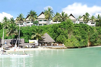 Beach Retreat at Mnarani Club and Spa