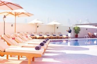 4 Nights Stay at Movenpick Bur Dubai Hotel ★★★★★