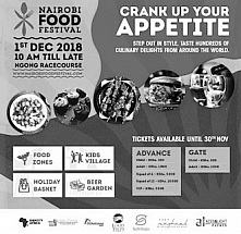 Nairobi Food Festival 2018
