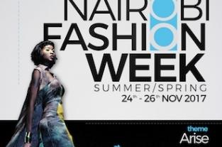 Nairobi Fashion Week Season V : Summer/Spring