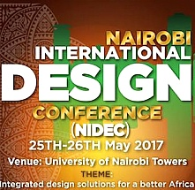 The Nairobi International Design Conference (NIDEC)