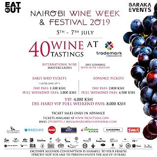 Nairobi Wine Festival 2019