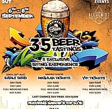 Nairobi Beer Festival 2019