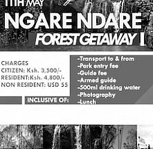 Ngare Ndare Day Getaway