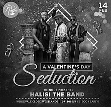 A Valentine's Seduction (The Node Westlands)