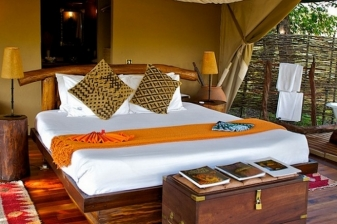 Exclusive weekend Getaway at the Mara Olapa Camp