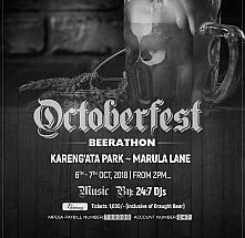 Octoberfest - Beerathon