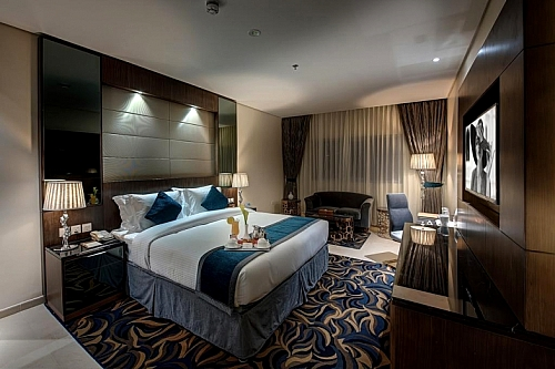 4 Nights Getaway to Omega Hotel Dubai ★★★★