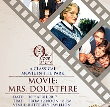 Once Upon A Time Mombasa - Mrs Doubtfire