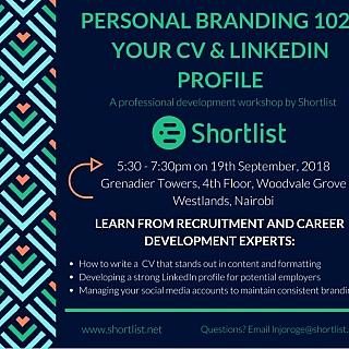 Personal Branding 102