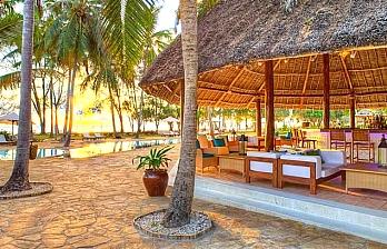 4 Days 3 Nights Beach Vacation at Bluebay Cove Zanzibar