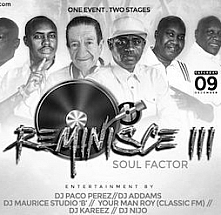 Reminisce III : The Soul Factor