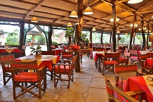 3 Day Getaway to Kibo Safari Camp
